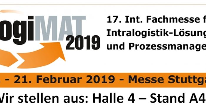 Logimat 2019 – eurapack and Movitec exhibit